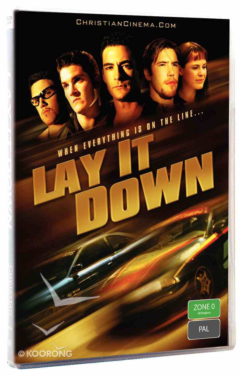 Lay It Down DVD