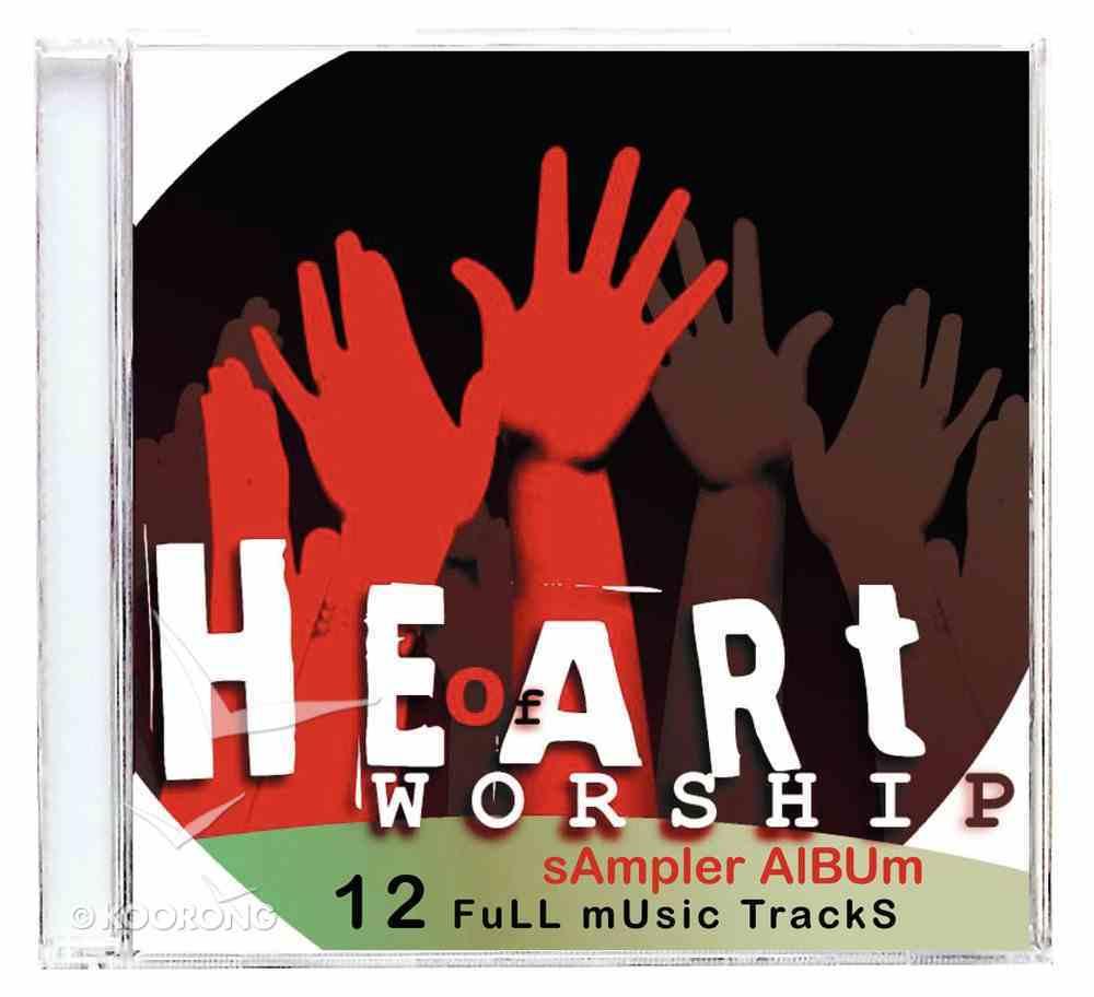 Heart of Worship Sampler CD