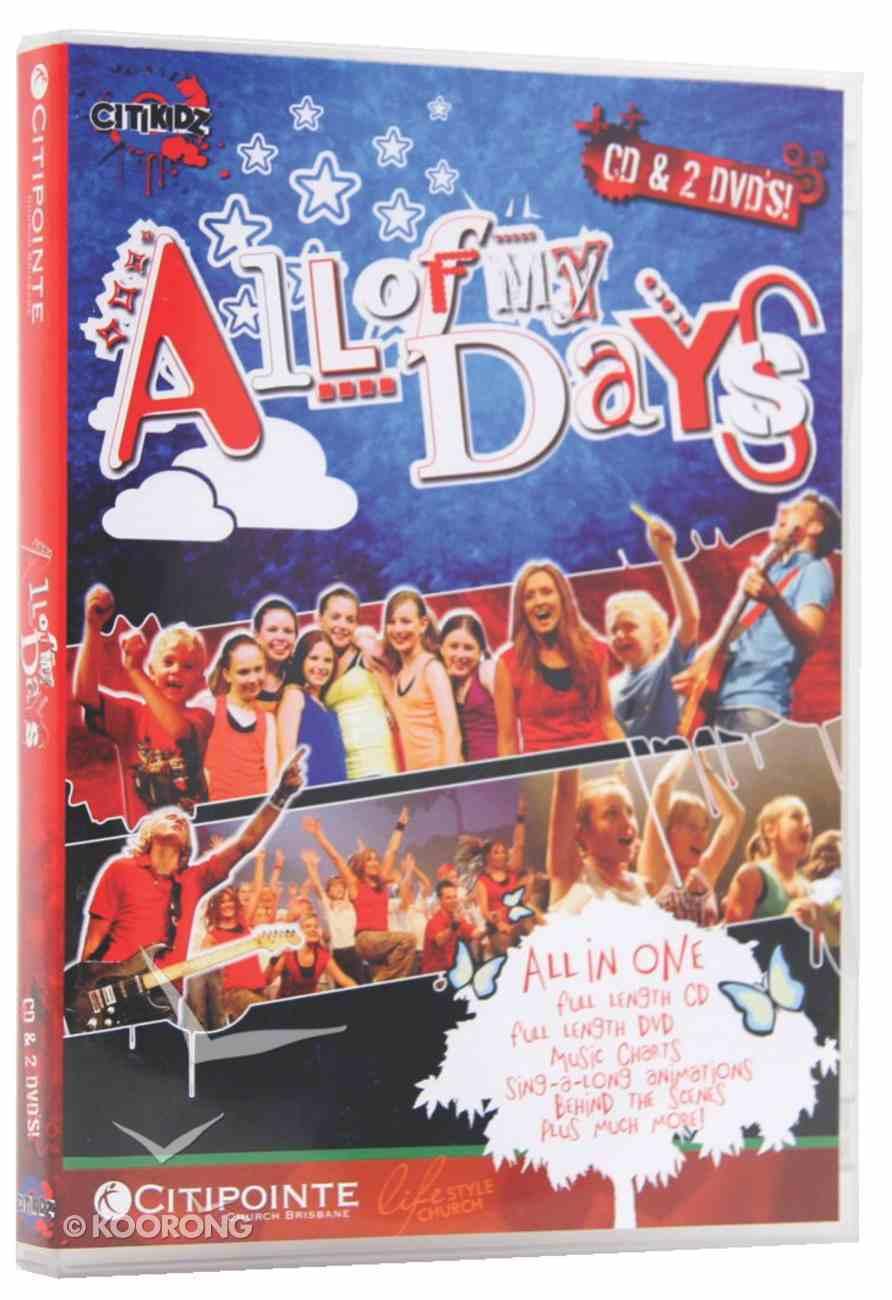 All of My Days (Cd/dvd) DVD