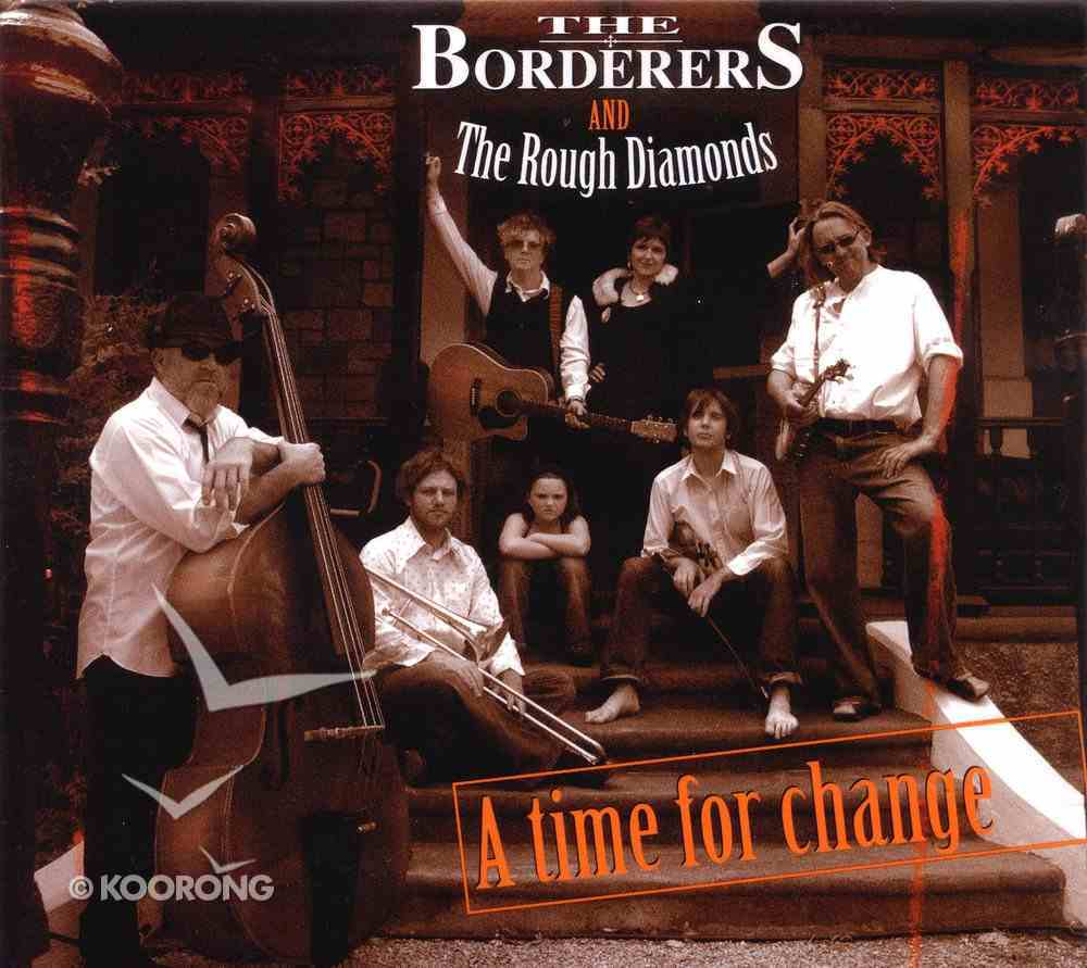 A Time For Change CD