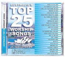Album Image for Ccli Australia's Top 25 Worship Songs - DISC 1