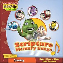 Album Image for Sharing (Hermie & Frinds Scripture Memory Songs Series) - DISC 1