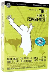 Album Image for Inspired By... the Bible Experience New Testament on Audio CD (Unabridged 22 Hrs) - DISC 1