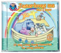 Album Image for Jesus Loves Me This I Know (Happy Mouse Presents Series) - DISC 1