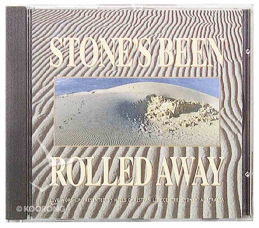 The 1993 Stone's Been Rolled Away CD