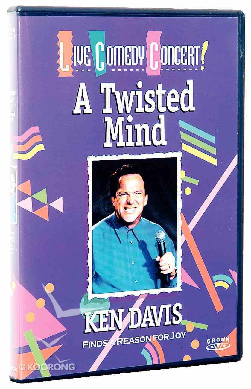 A Twisted Mind (Ken Davis Live Series) DVD