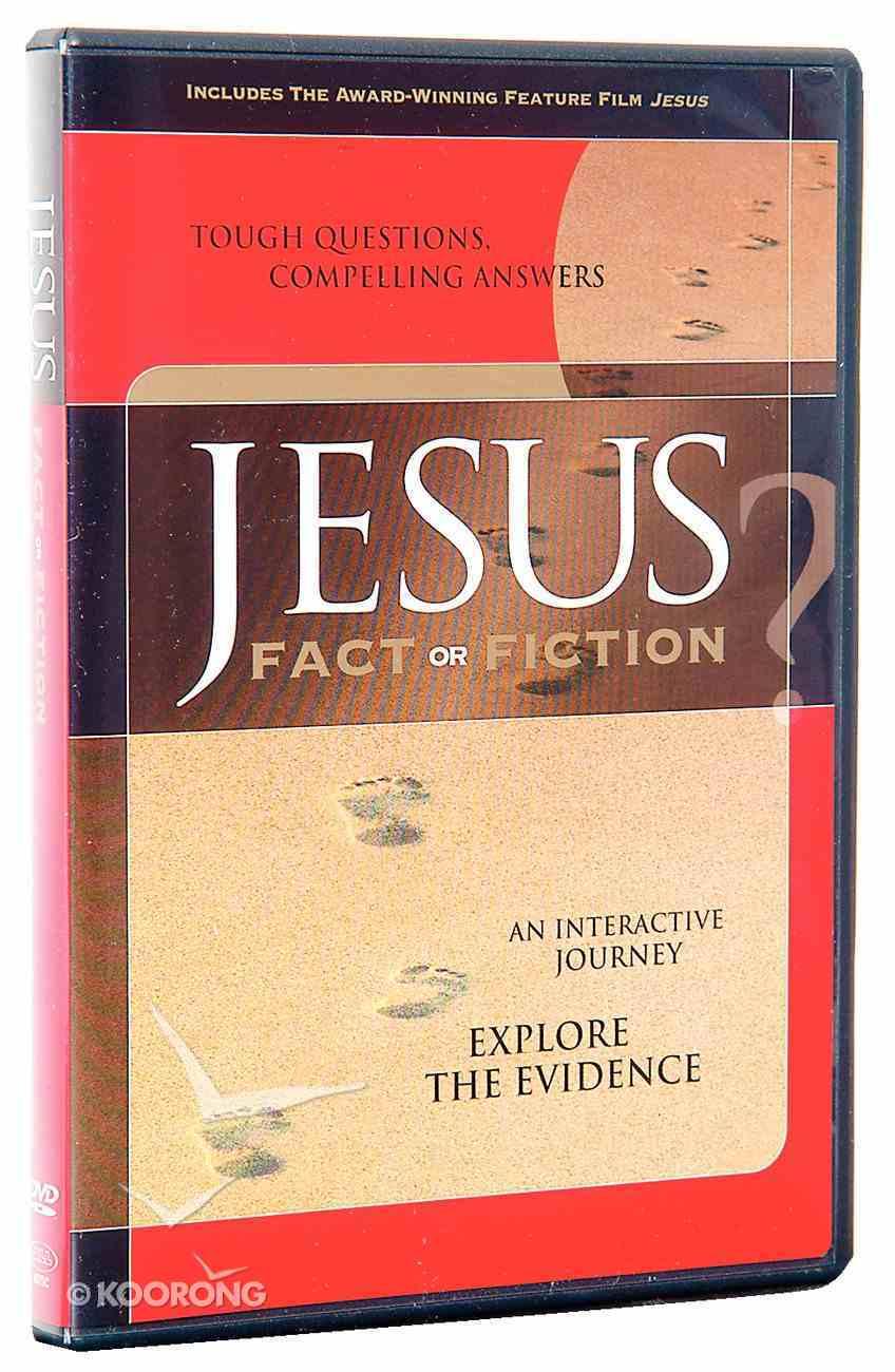 Jesus: Fact Or Fiction DVD
