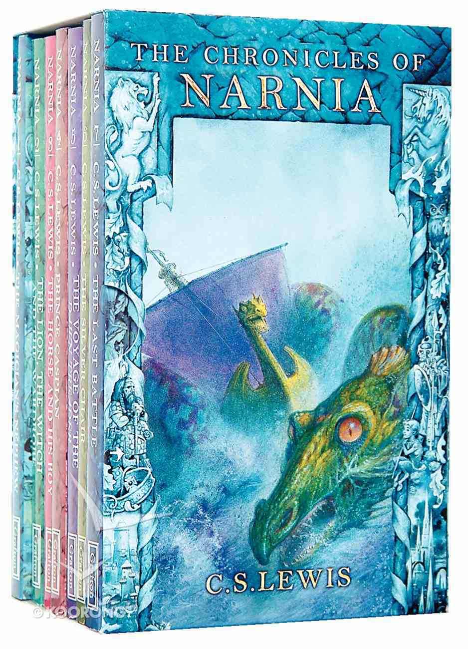 The Chronicles of Narnia (7 Volume Boxed Set) (Chronicles Of Narnia Series) Pack