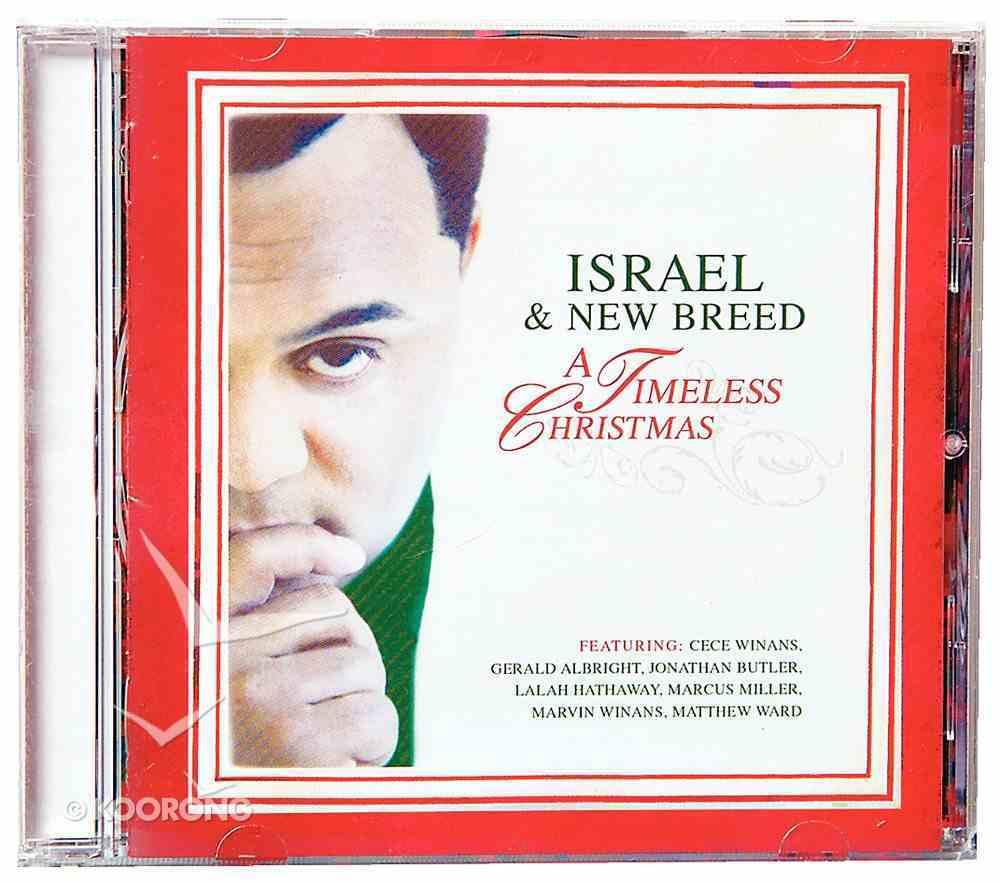 A Timeless Christmas CD