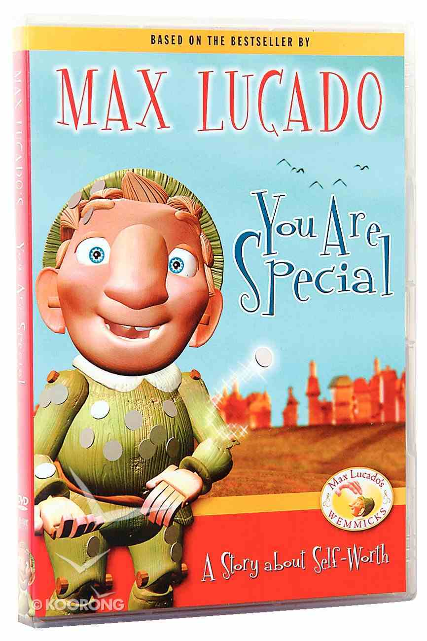 You Are Special (Wemmicks Collection Dvd Series) DVD