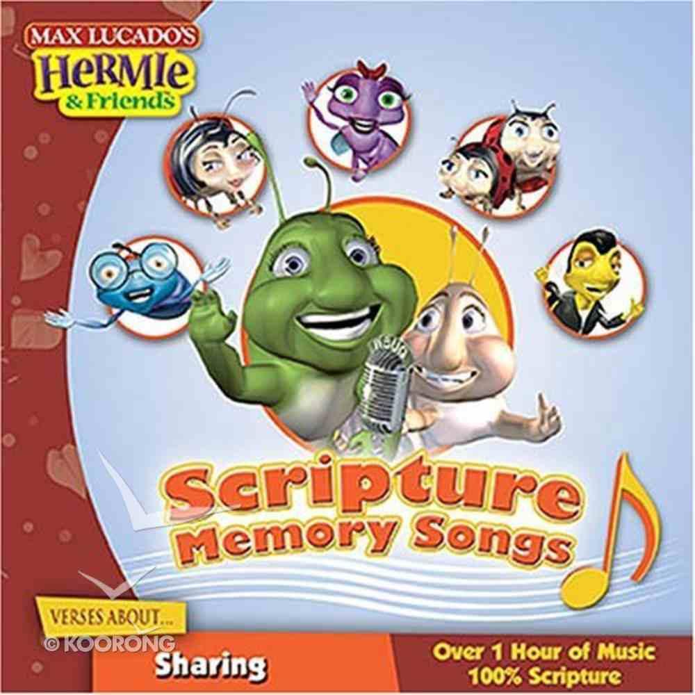 Sharing (Hermie & Frinds Scripture Memory Songs Series) CD