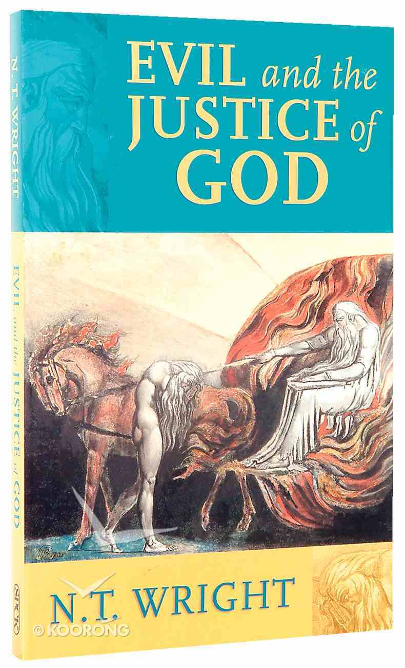 Evil and the Justice of God Paperback