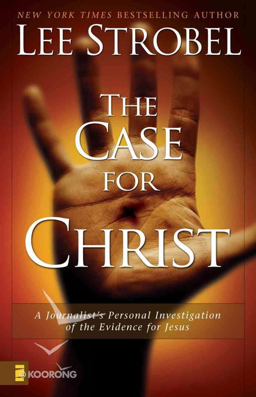 The Case For Christ Hardback