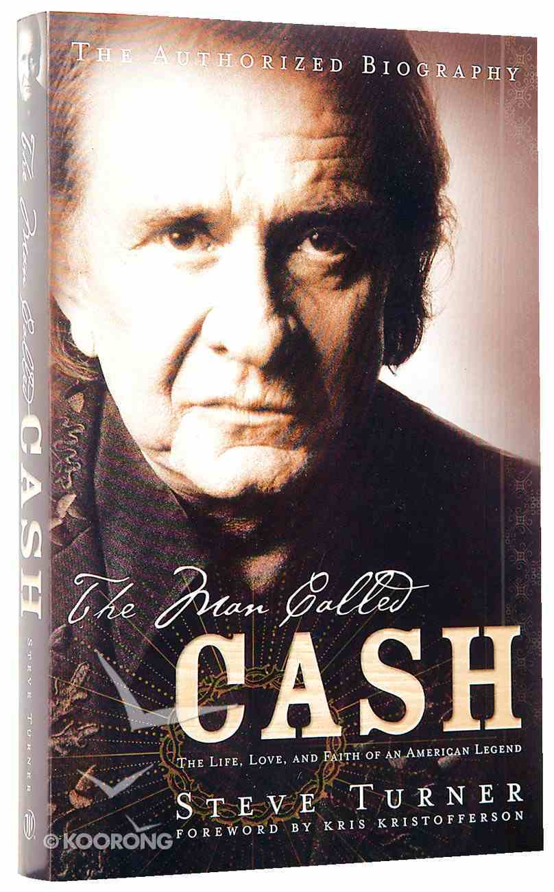 The Man Called Cash Paperback