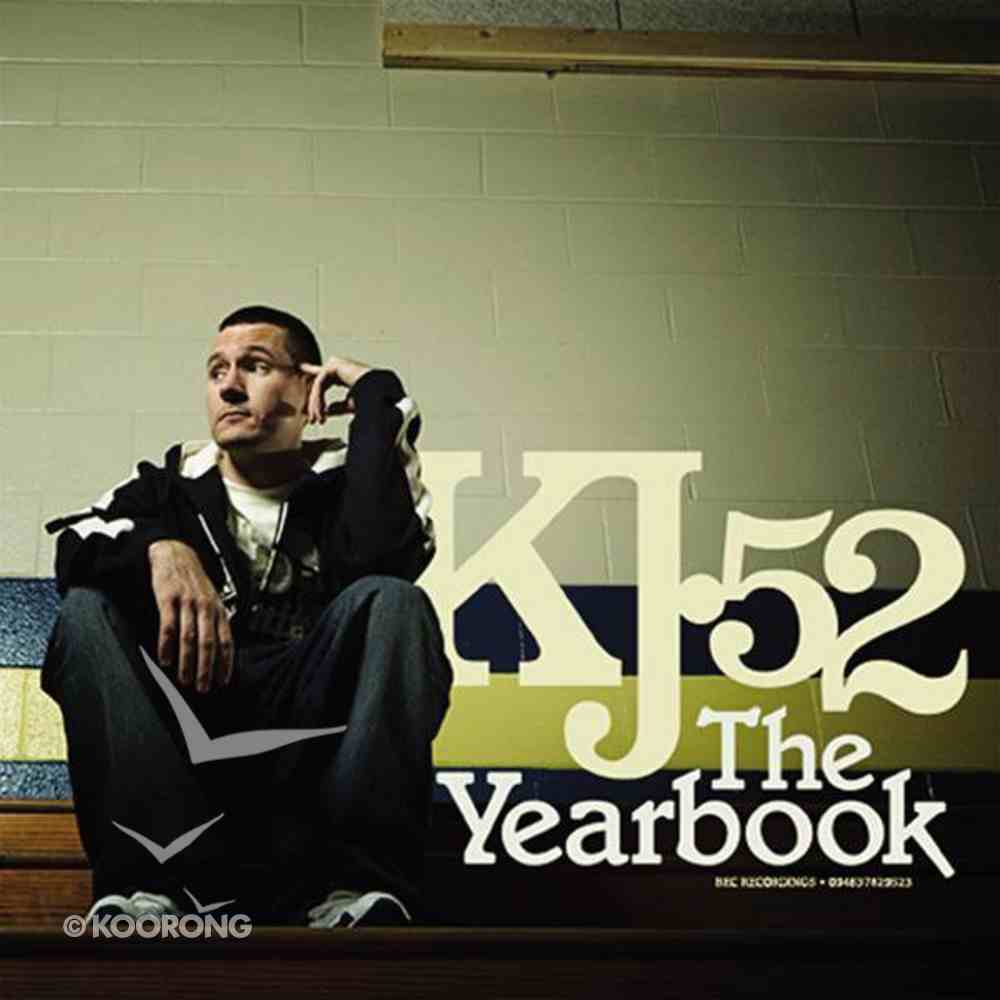 Yearbook Special Edition CD & DVD CD