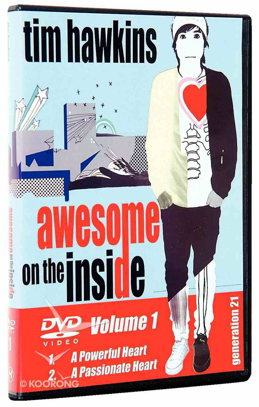 Awesome on the Inside Volume 1 DVD