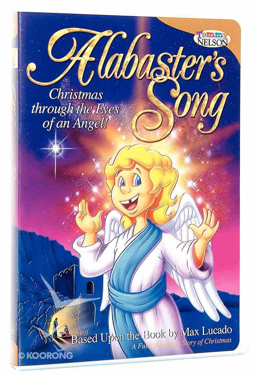 Max Lucado Christmas.Alabaster S Song