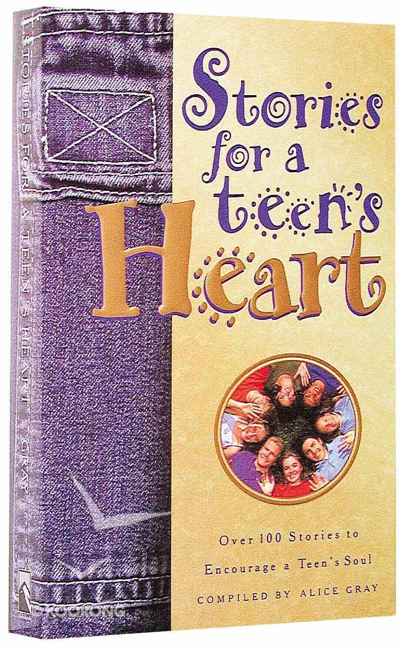 Stories For a Teen's Heart Paperback