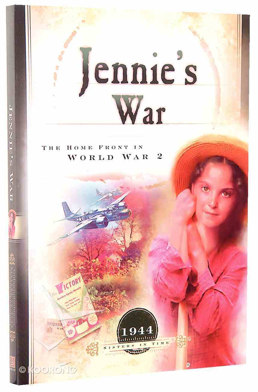 Jennie's War (Sisters In Time Series) Paperback