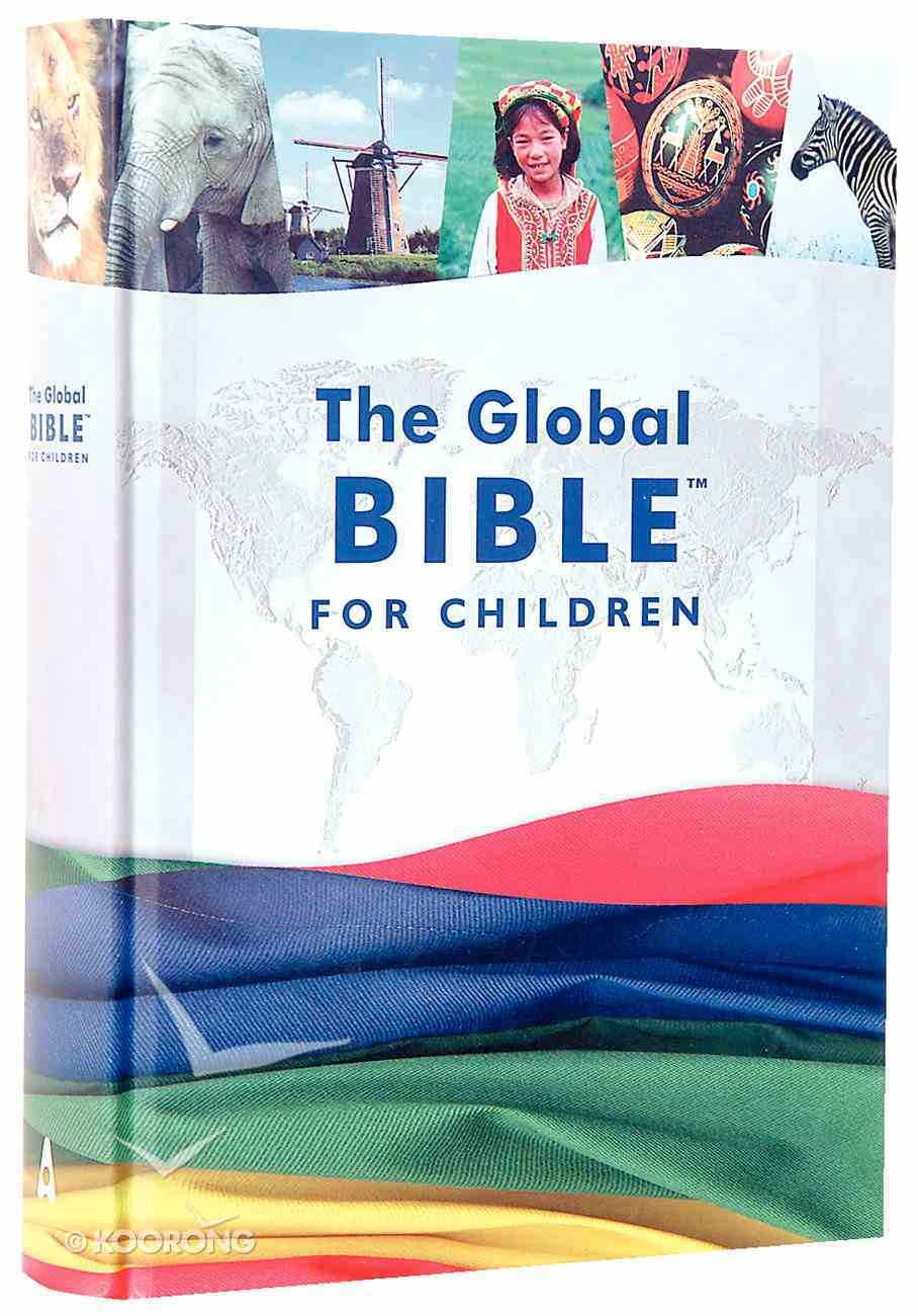CEV Global Bible For Children Hardback