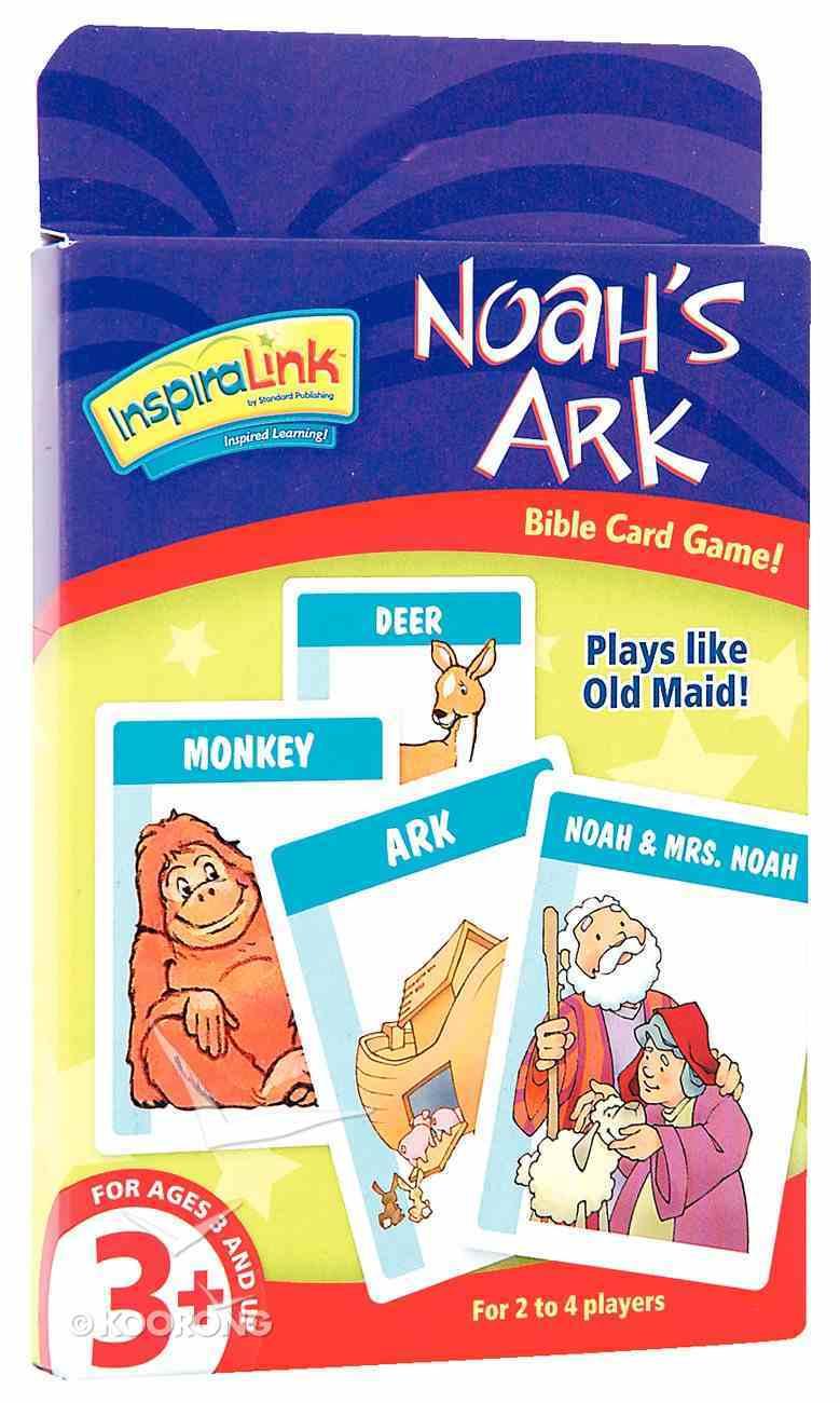 Bible Card Games: Noah's Ark Game