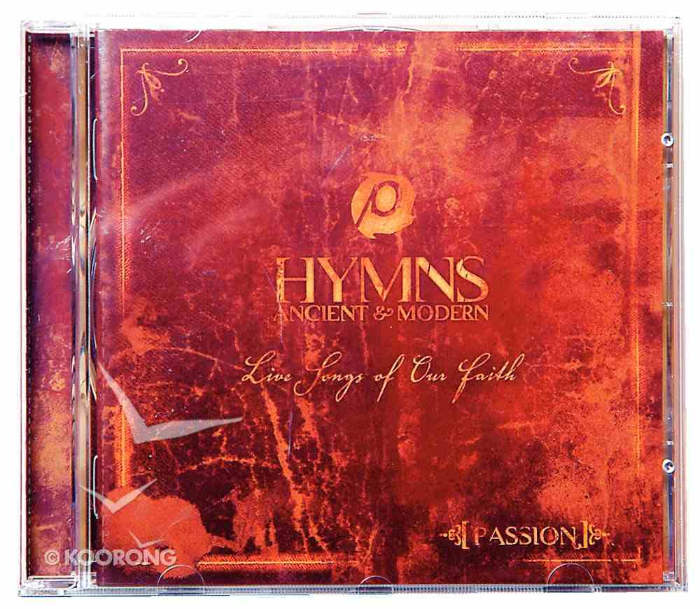 2004 Passion: Hymns Ancient and Modern CD