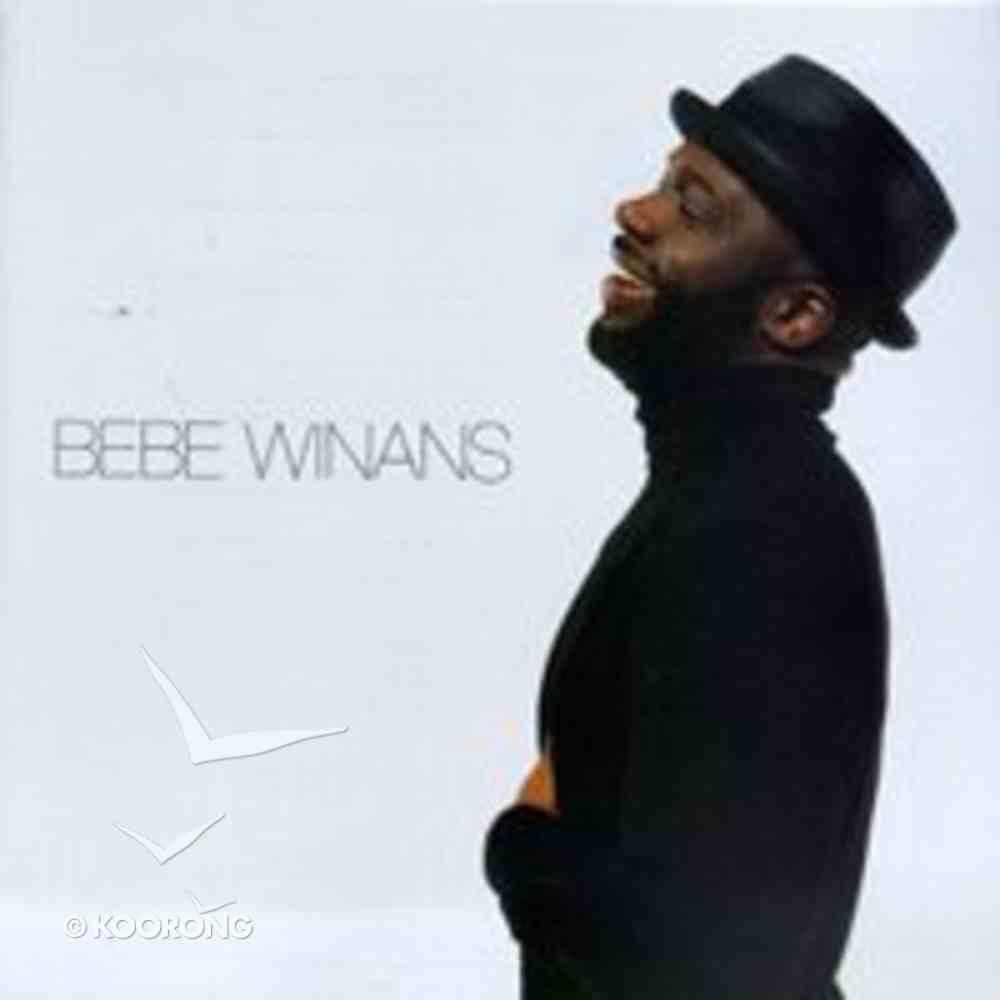 Bebe Winans (In Harm's Way) CD