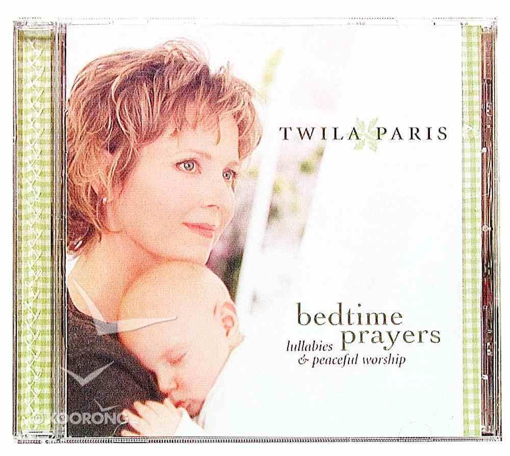 Bedtime Prayers CD