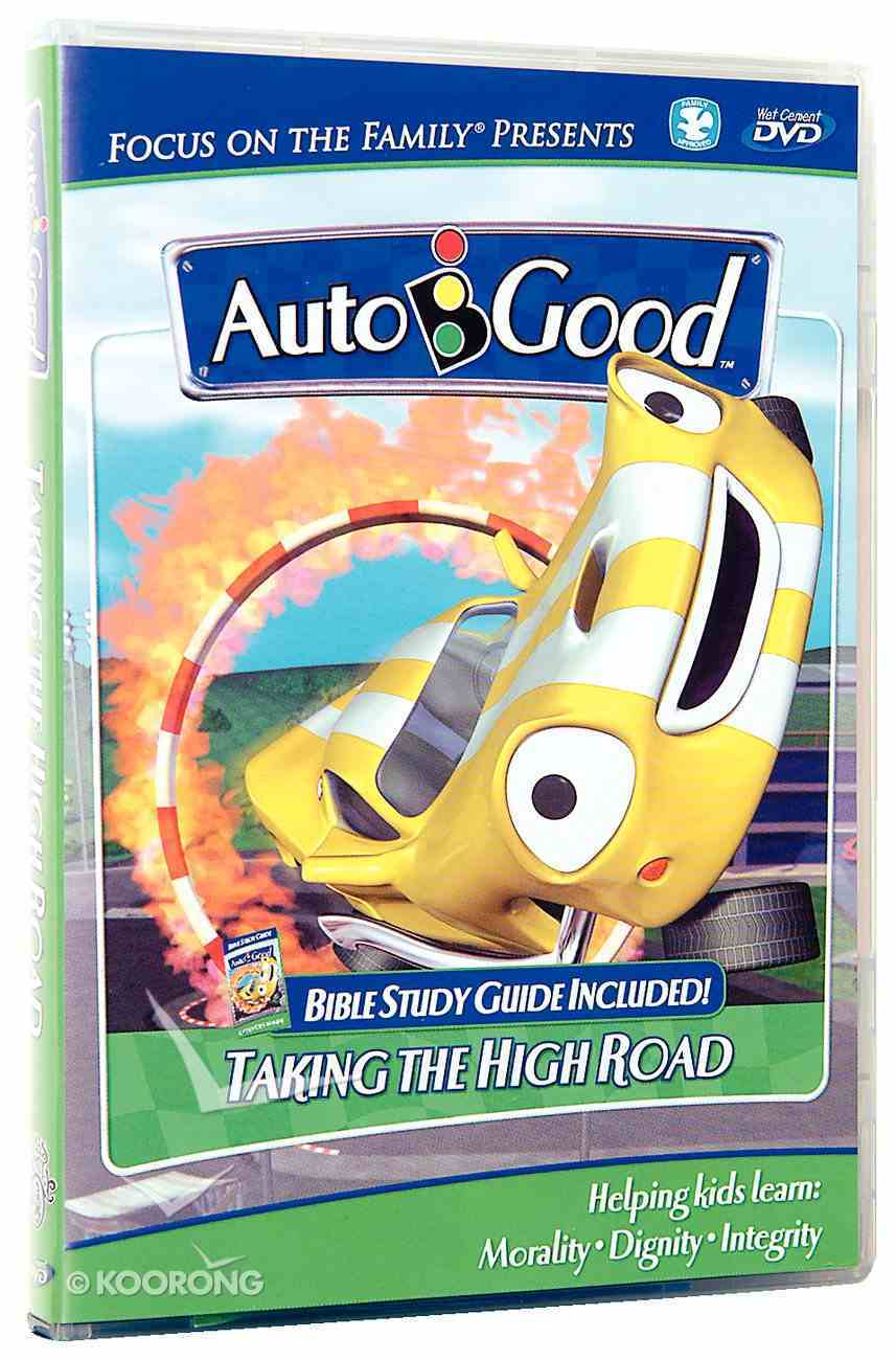 Taking the High Road Turbo (#04 in Auto B Good Dvd Season 2 Series) DVD