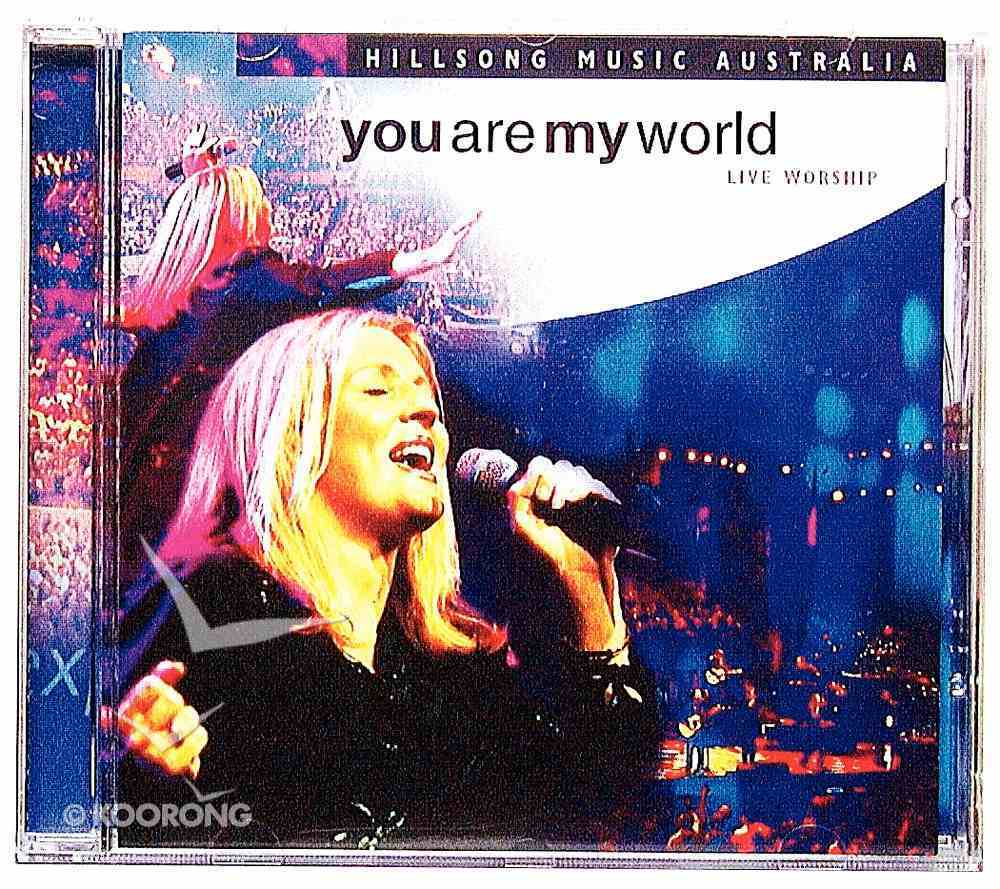 2001 You Are My World CD