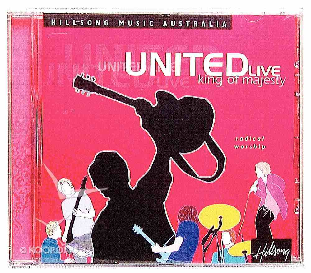 Hillsong United 2001: King of Majesty (United Live Series) CD