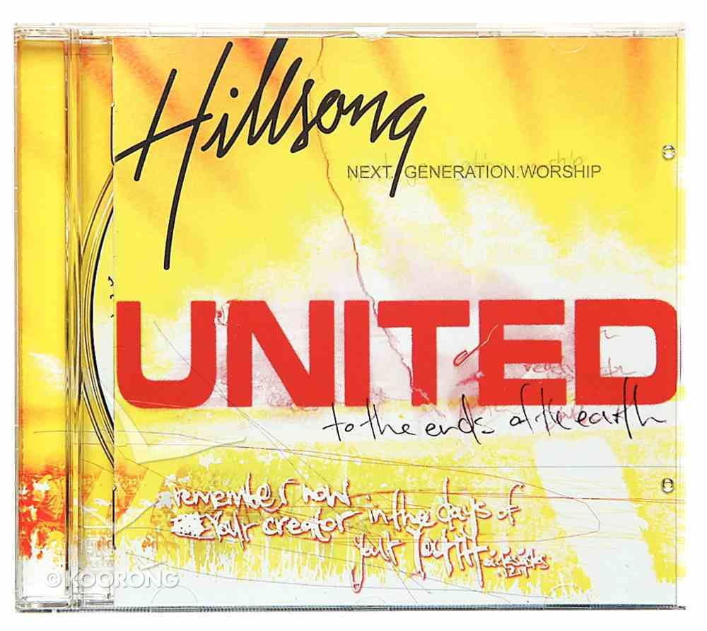 Hillsong United 2002: To the Ends of the Earth (United Live Series) CD