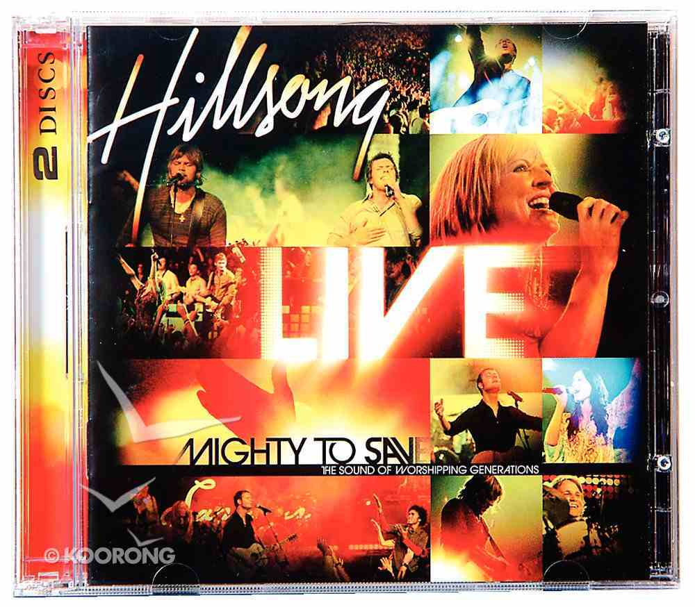 2006 Mighty to Save Cd/Dvd CD