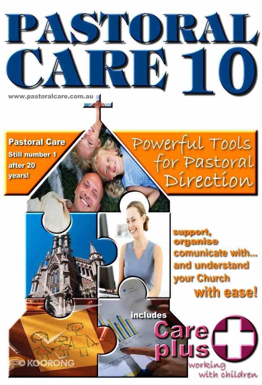 Pastoral Care 10 Evaluation Demo CDROM CD-rom