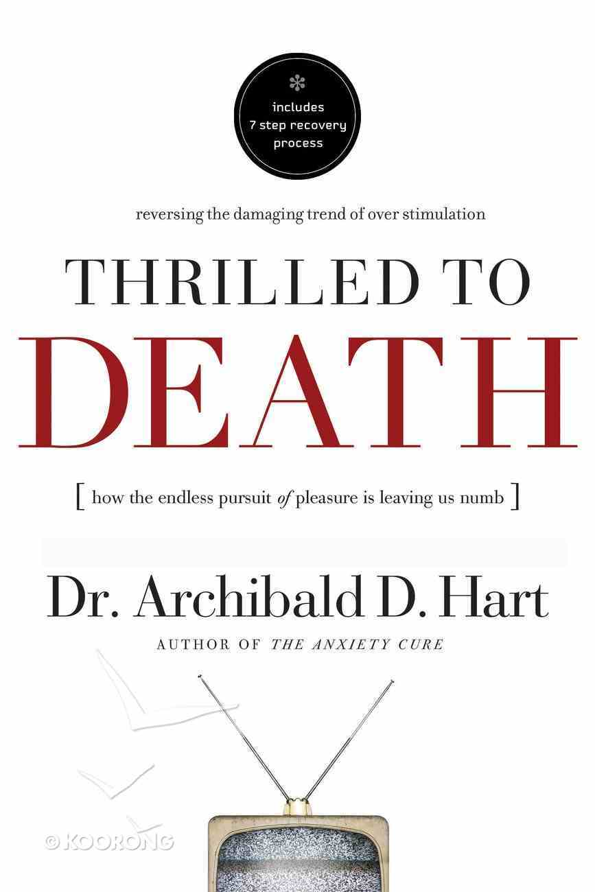 Thrilled to Death Paperback