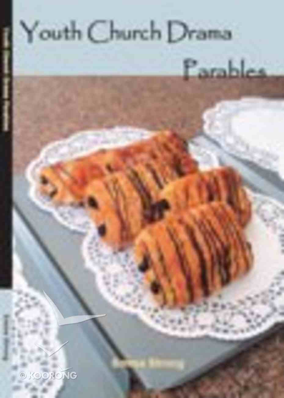 Youth Church Drama Parables Paperback