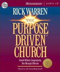 Album Image for Purpose Driven Church (Abridged) (The Purpose Driven Church Series) - DISC 1