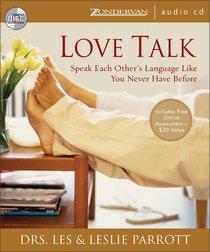 Album Image for Love Talk - DISC 1
