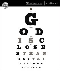 Album Image for God is Closer Than You Think (Unabridged, 6 Cds) - DISC 1