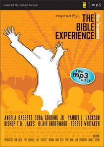 Album Image for Inspired By... the Bible Experience New Testament Audio MP3 - DISC 1