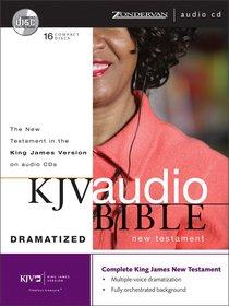 Album Image for KJV Audio New Testament Dramatized (Unabridged 18 Hrs) - DISC 1