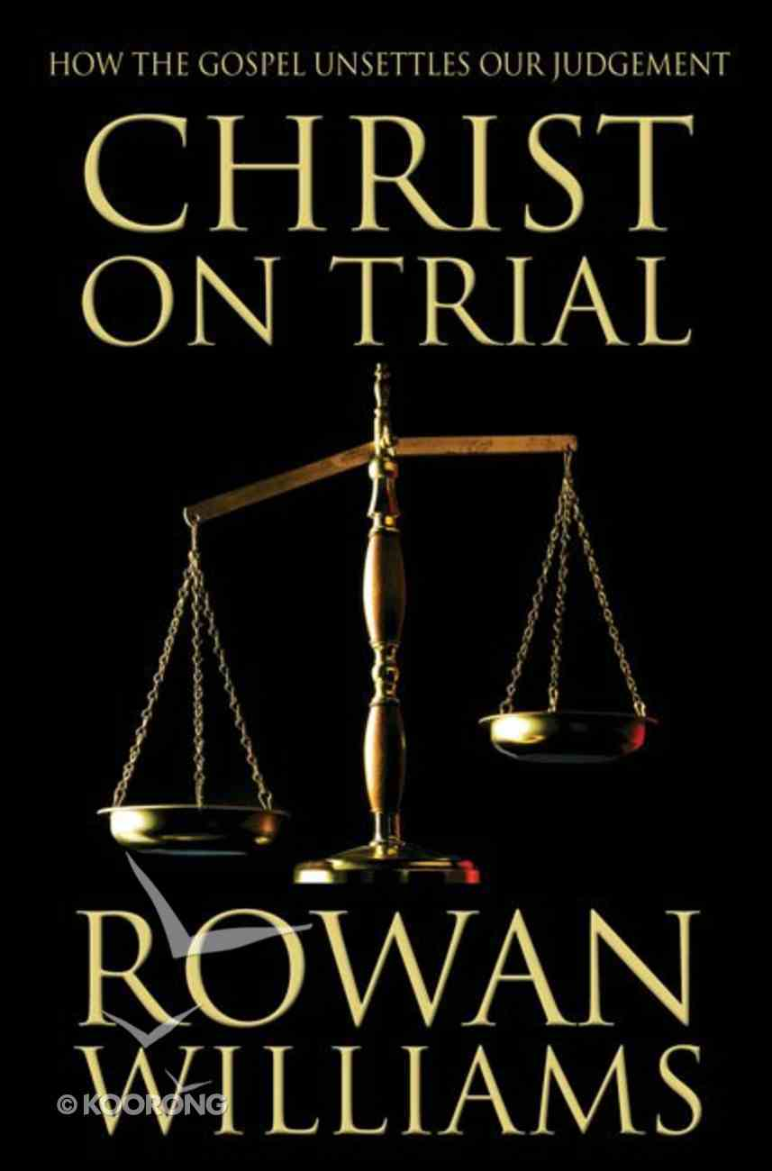 Christ on Trial Paperback