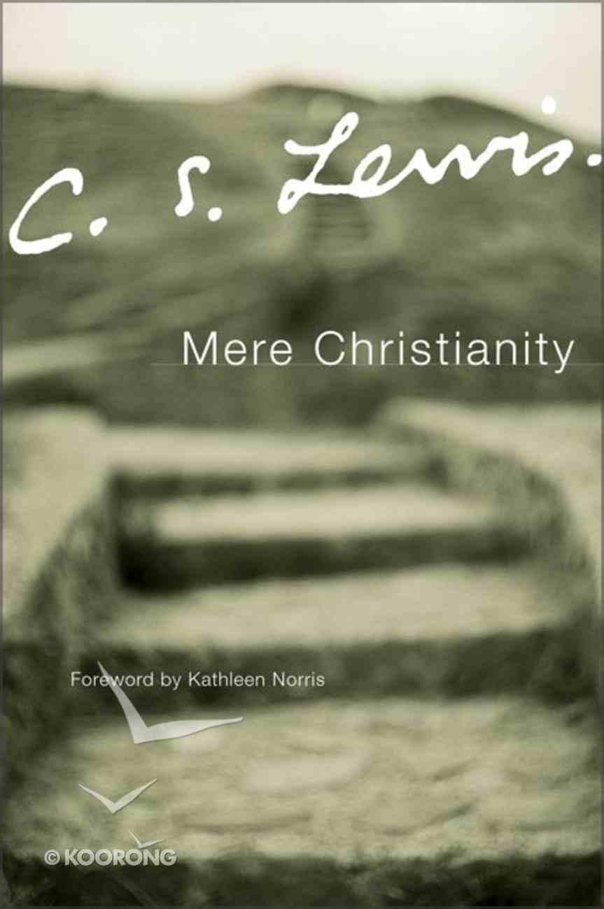 Mere Christianity Hardback