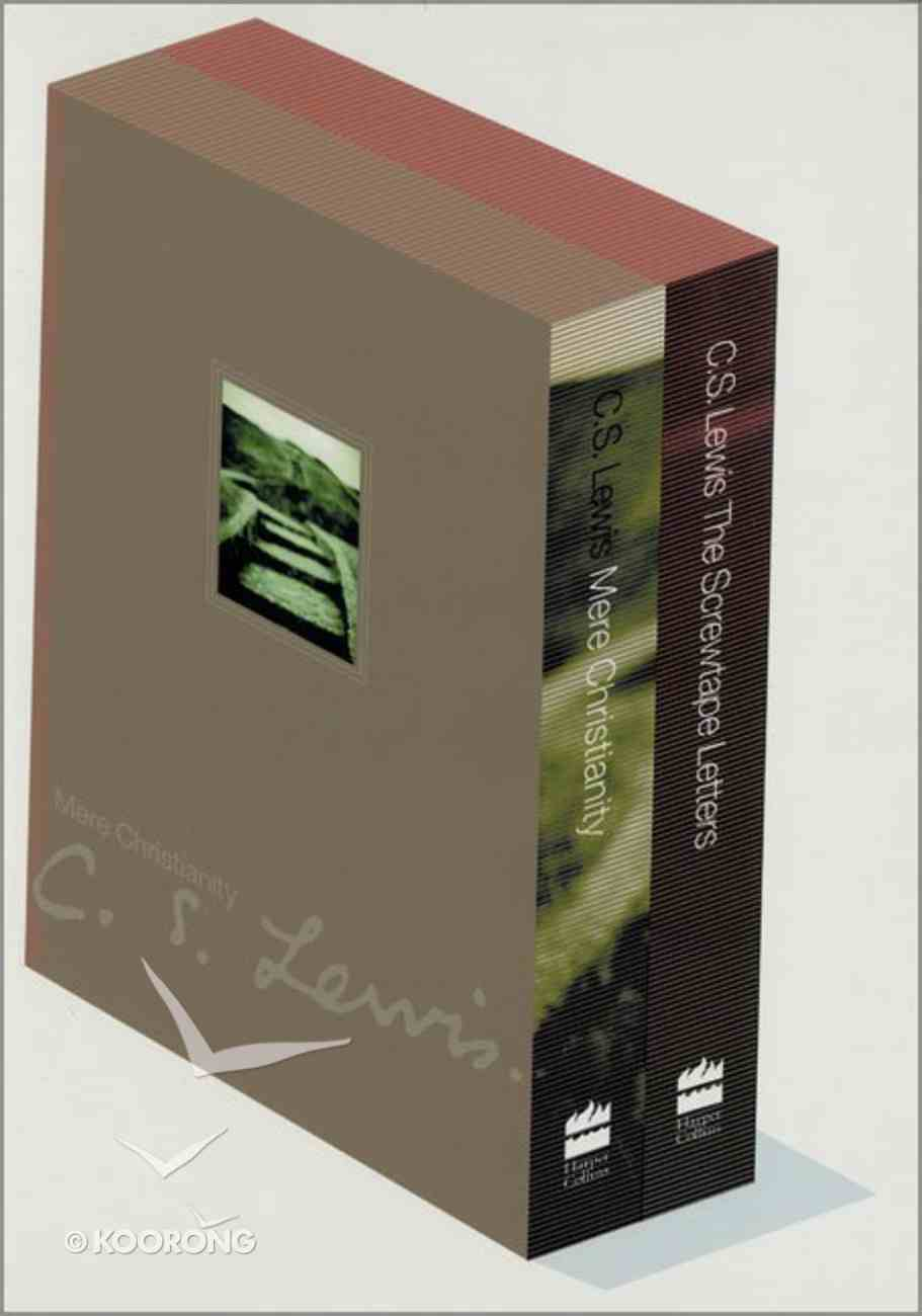 Mere Christianity/The Screwtape Letters (Collector's Box) Hardback