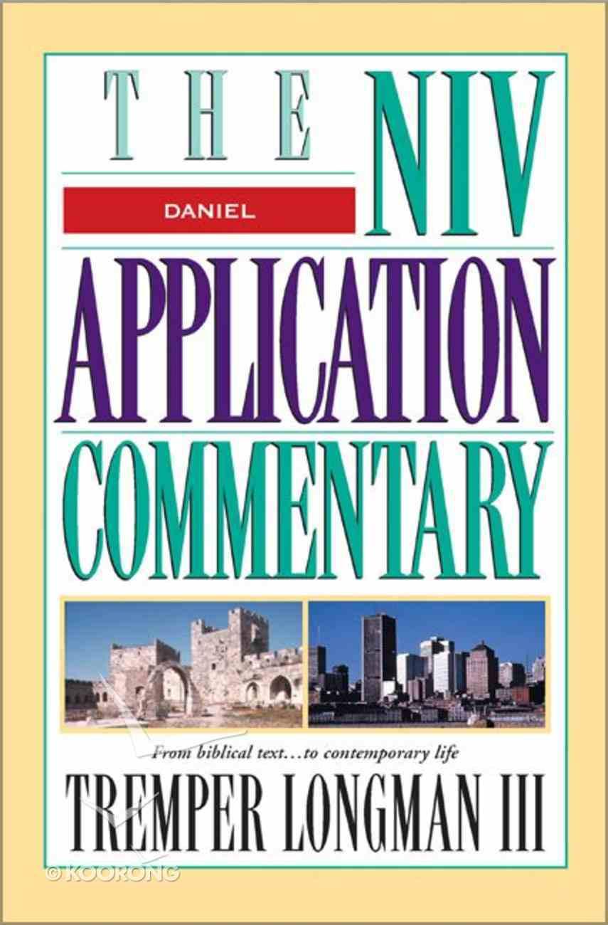 Daniel (Niv Application Commentary Series) Hardback