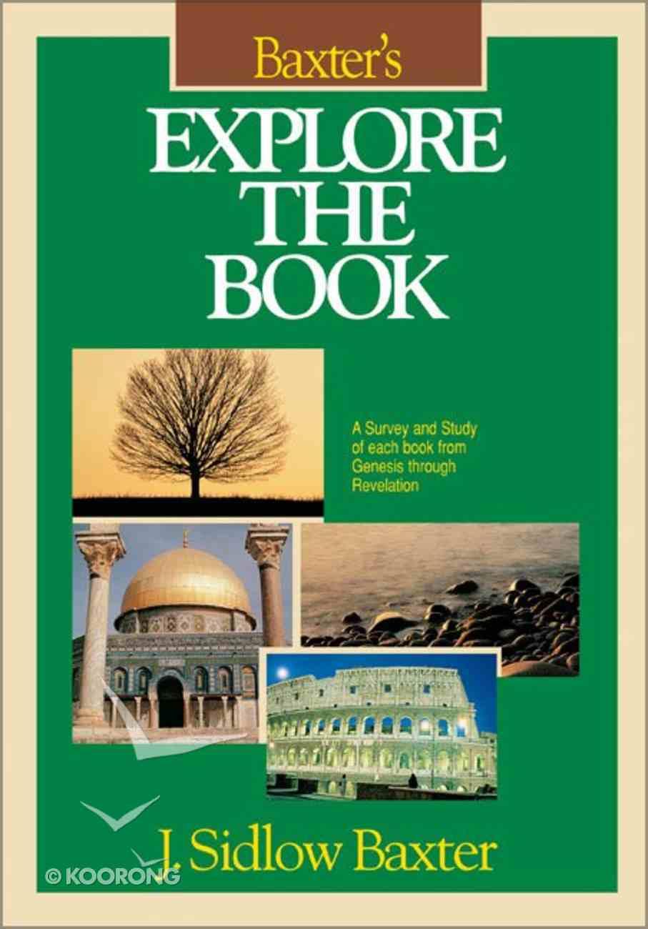 Explore the Book Hardback