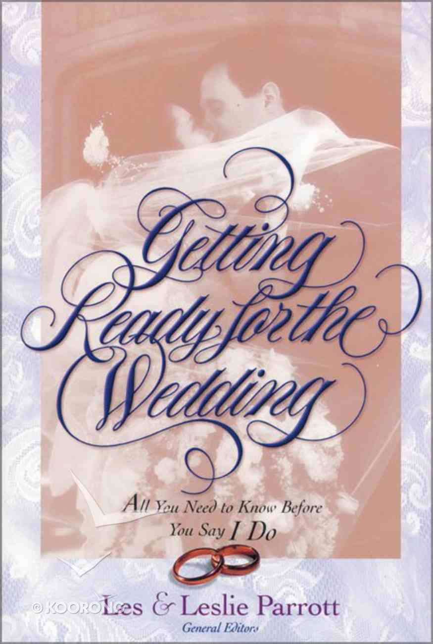 Getting Ready For the Wedding Paperback