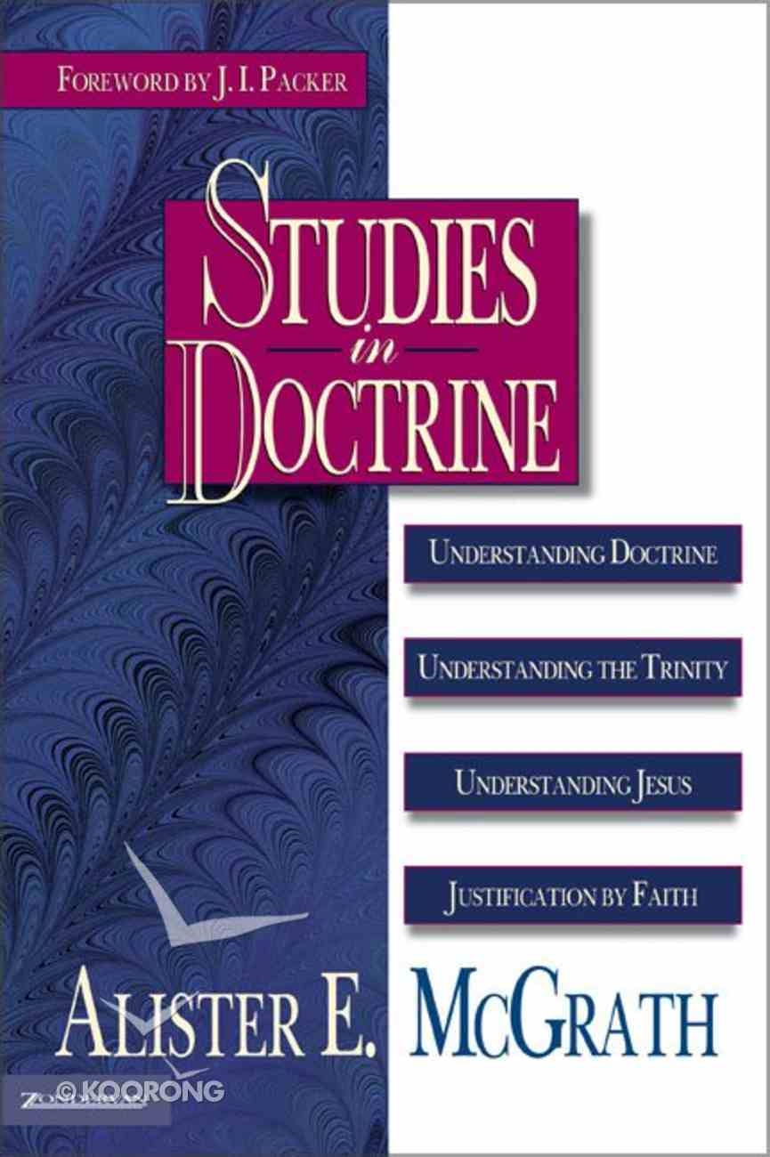 Studies in Doctrine Paperback