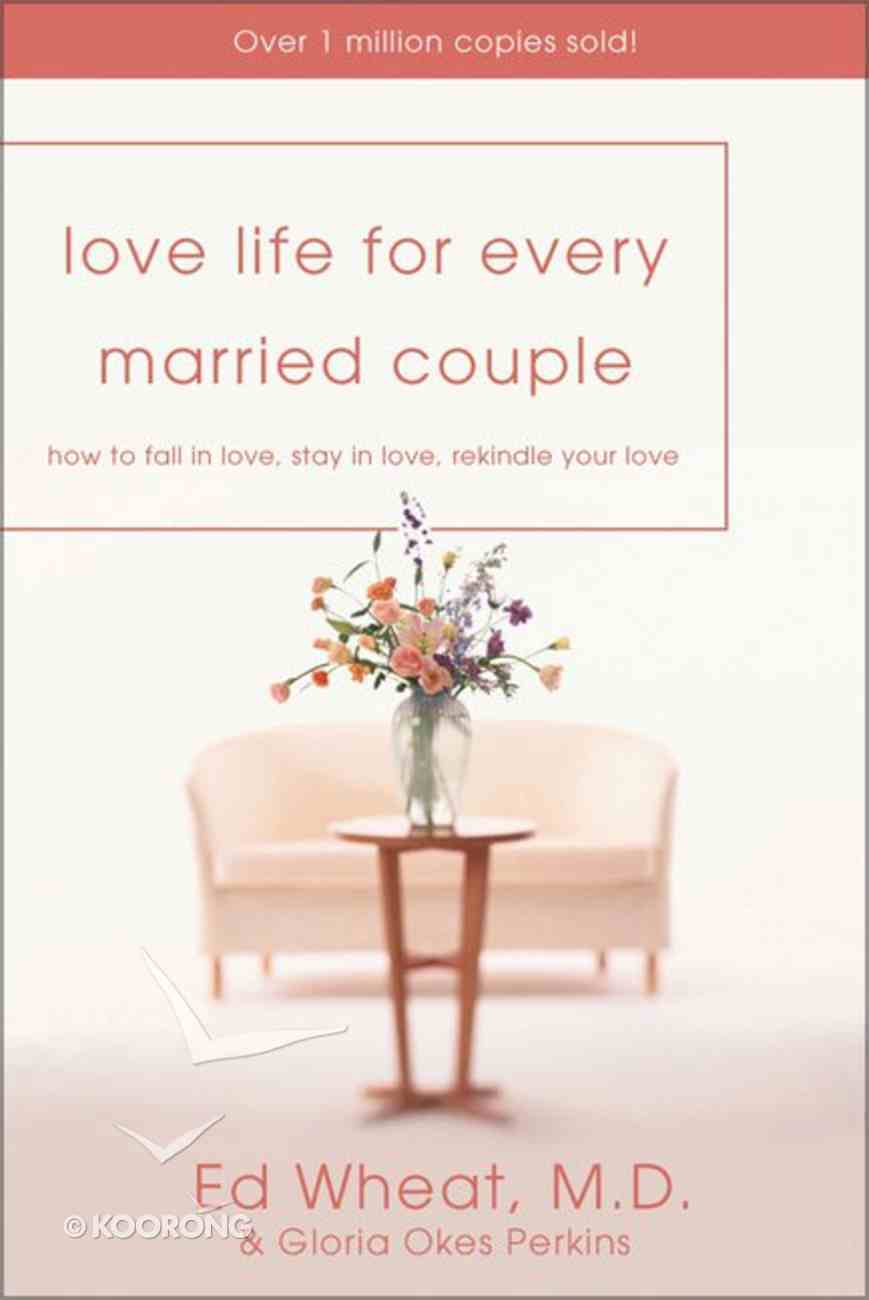 Love Life For Every Married Couple Mass Market
