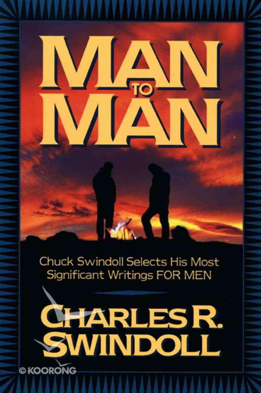Man to Man Paperback